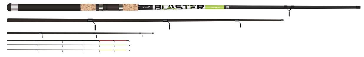 цена на Удилище Salmo Blaster Feeder 90 3.60, 3135-360