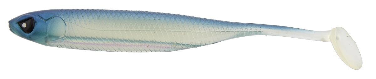 Виброхвост Lucky John 3D Series Makora Shad Tail 6.0, 140412-001, 152,4 мм, 3 шт виброхвост lucky john pro series minnow 3 3 140143 t18 84 мм 7 шт