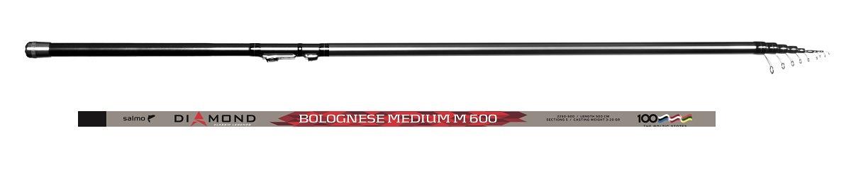 Удилище Salmo Diamond Bolognese Medium M 6.0, 2250-600
