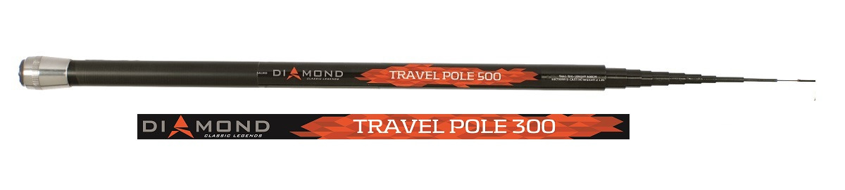 Удилище Salmo Diamond Travel Pole 5.00, 5441-500