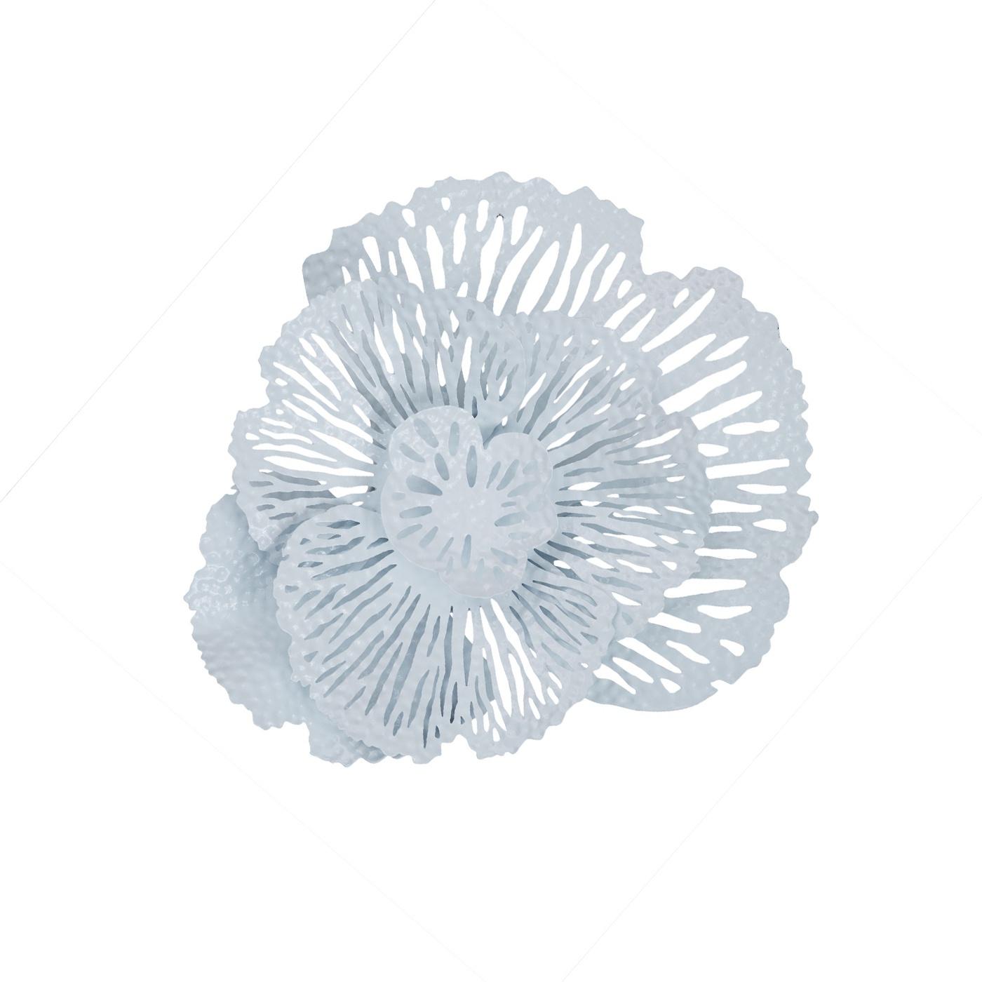 Украшение на стену WHS070604, серебристый, голубой