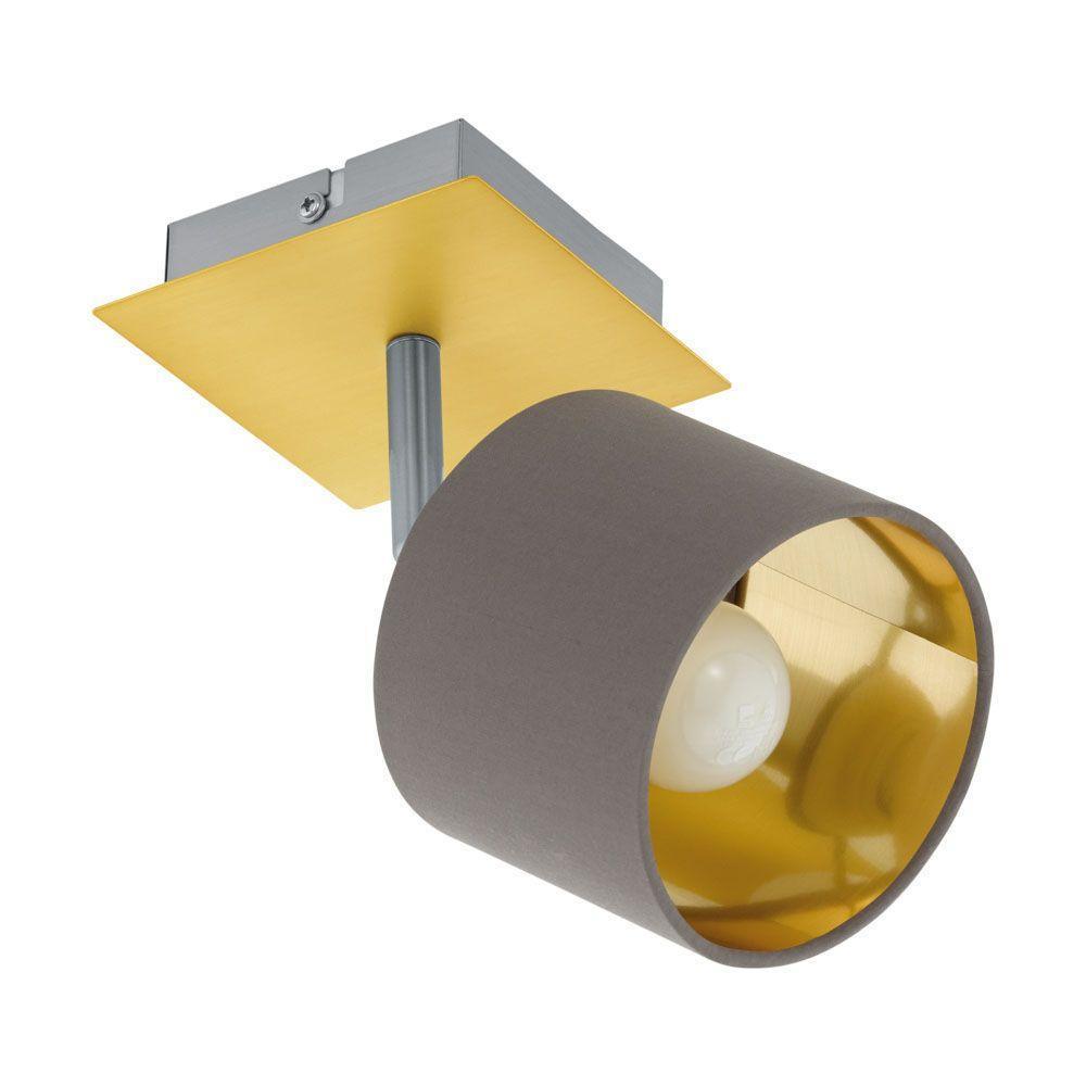 Потолочный светильник Eglo 97536, коричневый светильник paulmann sheela s pl 97522