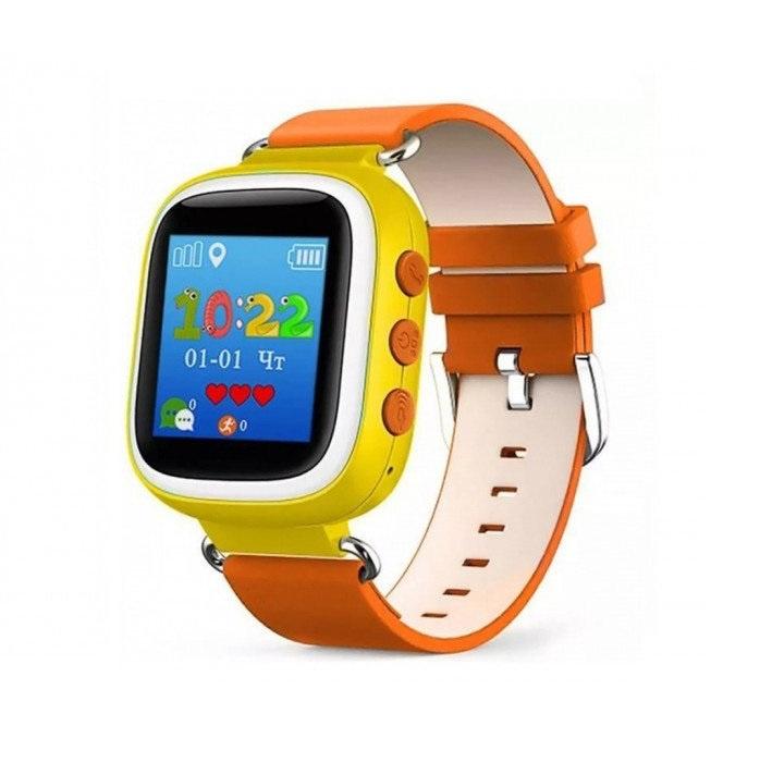 лучшая цена Умные часы для детей No Name Q70, желтый