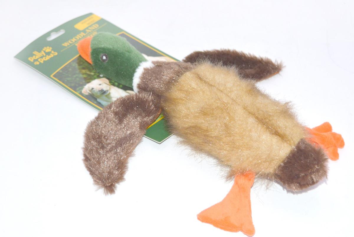 Игрушка для собак Meijing Aquarium Утка, с пищалкой, R0332, 40 см чучела животных 30 см плюшевые игрушки собаки куклы большой подарок бесплатная доставка w244