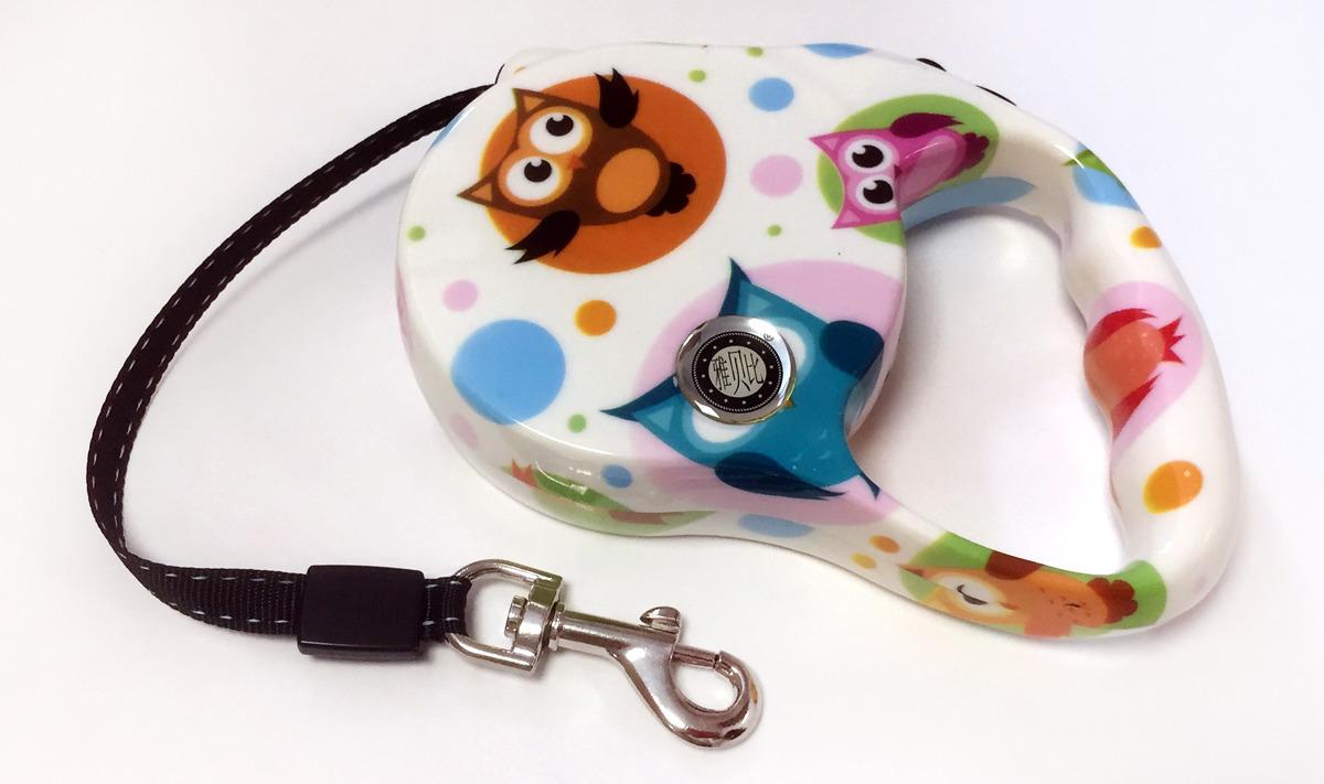 Поводок-рулетка для собак Meijing Aquarium, цвет в ассортименте, JCL-17
