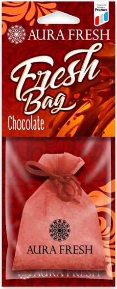 Ароматизатор автомобильный Aura Fresh Fresh Bag, Chocolate ароматизатор воздуха для дома