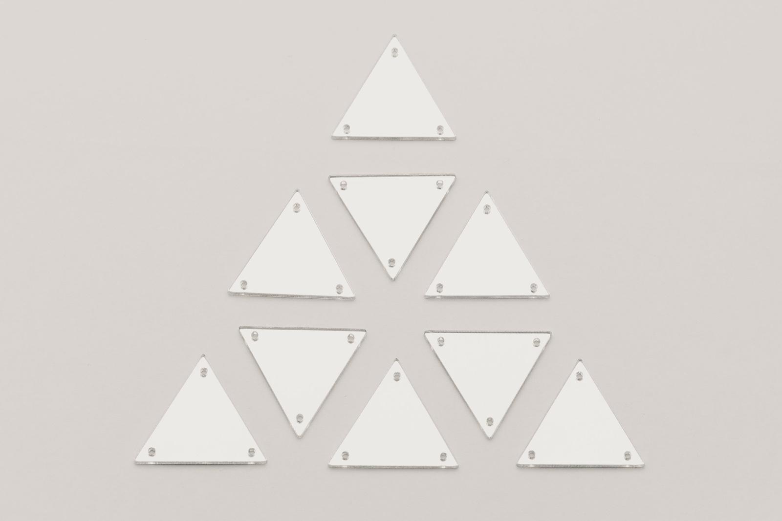 Стразы CASP Lase Треугольник 20