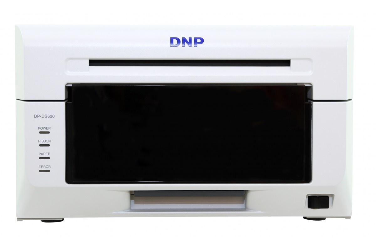 Сублимационный фотопринтер DS-620, серый