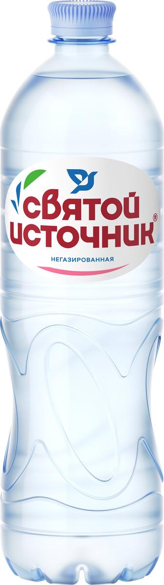 СвятойИсточник вода природная питьевая негазированная, 1 л