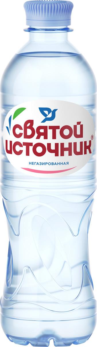 СвятойИсточник водаприродная питьевая негазированная, 0,5 л