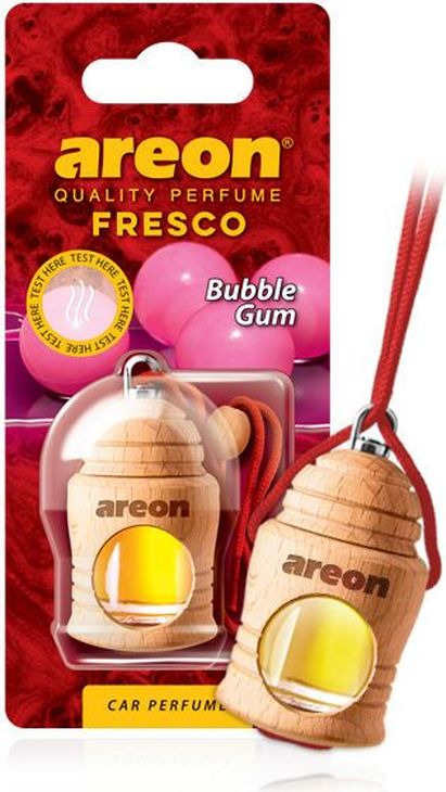 Освежитель воздуха Areon Fresco Bubble Gum, FRTN07 areon refreshment лимон 704 045 312