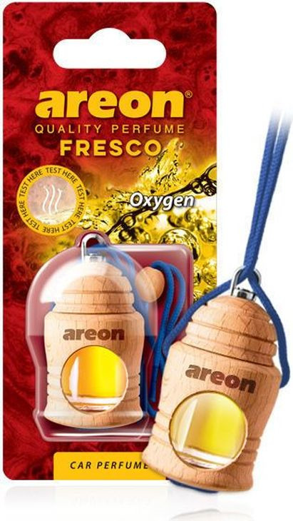 Освежитель воздуха Areon Fresco Oxygen, FRTN08 areon refreshment лимон 704 045 312