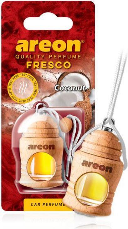 Освежитель воздуха Areon Fresco Coconut, FRTN10 areon refreshment лимон 704 045 312