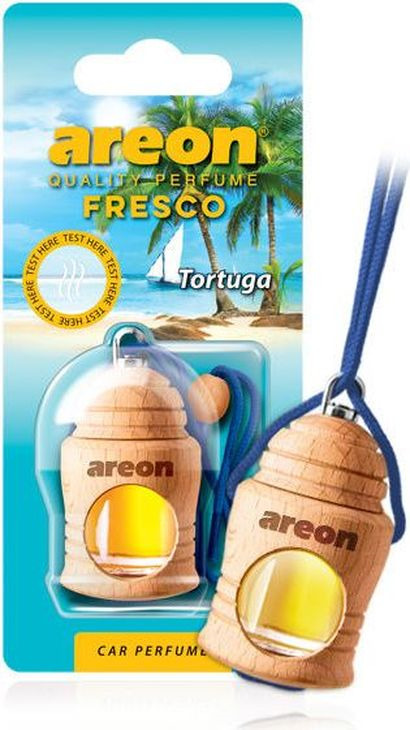 Освежитель воздуха Areon Fresco Tortuga, FRTN22 areon refreshment лимон 704 045 312