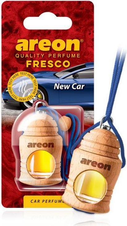 Освежитель воздуха Areon Fresco New Car, FRTN26 areon refreshment лимон 704 045 312