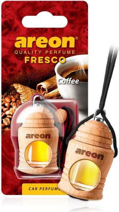 Освежитель воздуха Areon Fresco Coffee, FRTN27 areon refreshment лимон 704 045 312