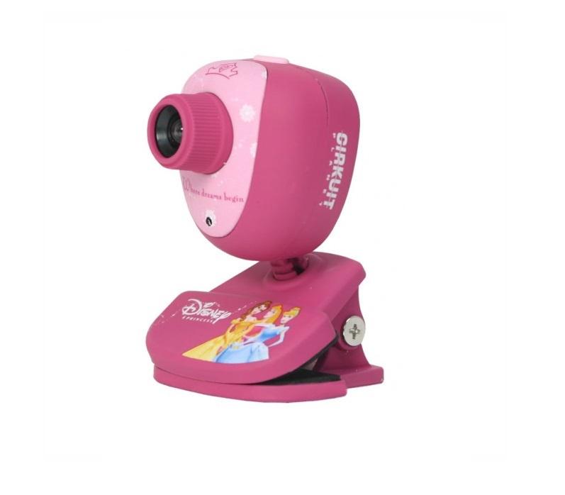 Web-камера Disnep DSY-WC310, розовый