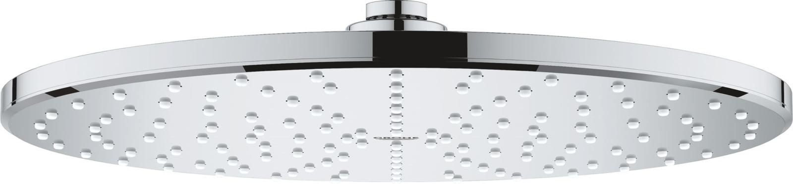 Верхний душ Grohe Rainshower 310 Mono, круглый, 1 режим, 26562000, серебристый, диаметр 31 см