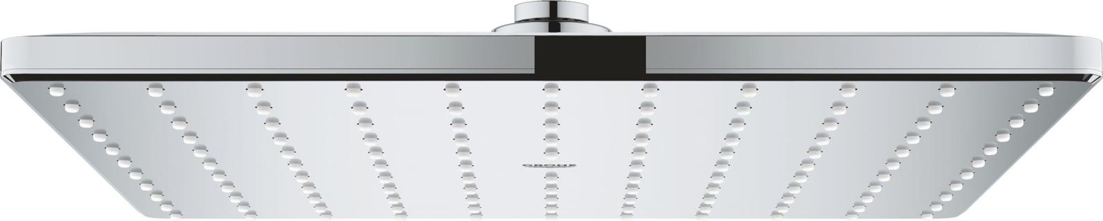 Верхний душ Grohe Rainshower 310 Mono, квадратный, 26568000, серебристый, 31 см