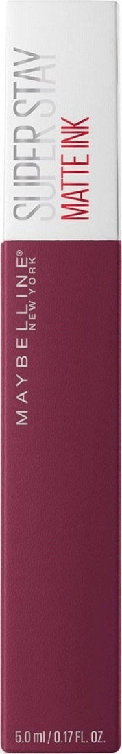 Maybelline New York Суперстойкая жидкая матовая помада для губ Super Stay Matte Ink, оттенок 50, Путешественник, 5 мл цена