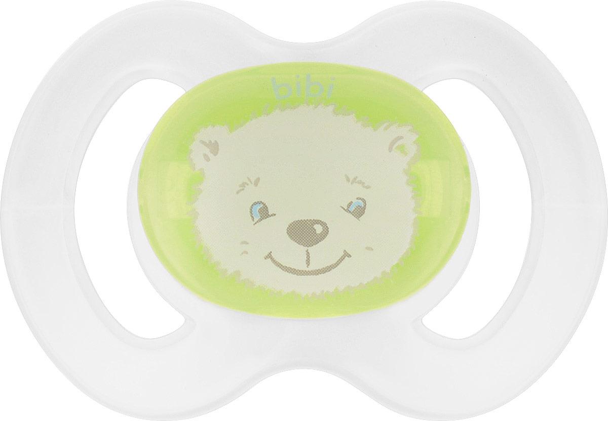 Пустышка Bibi Dental Newborn, силиконовая, от 0 до 2 месяцев, цвет в ассортименте