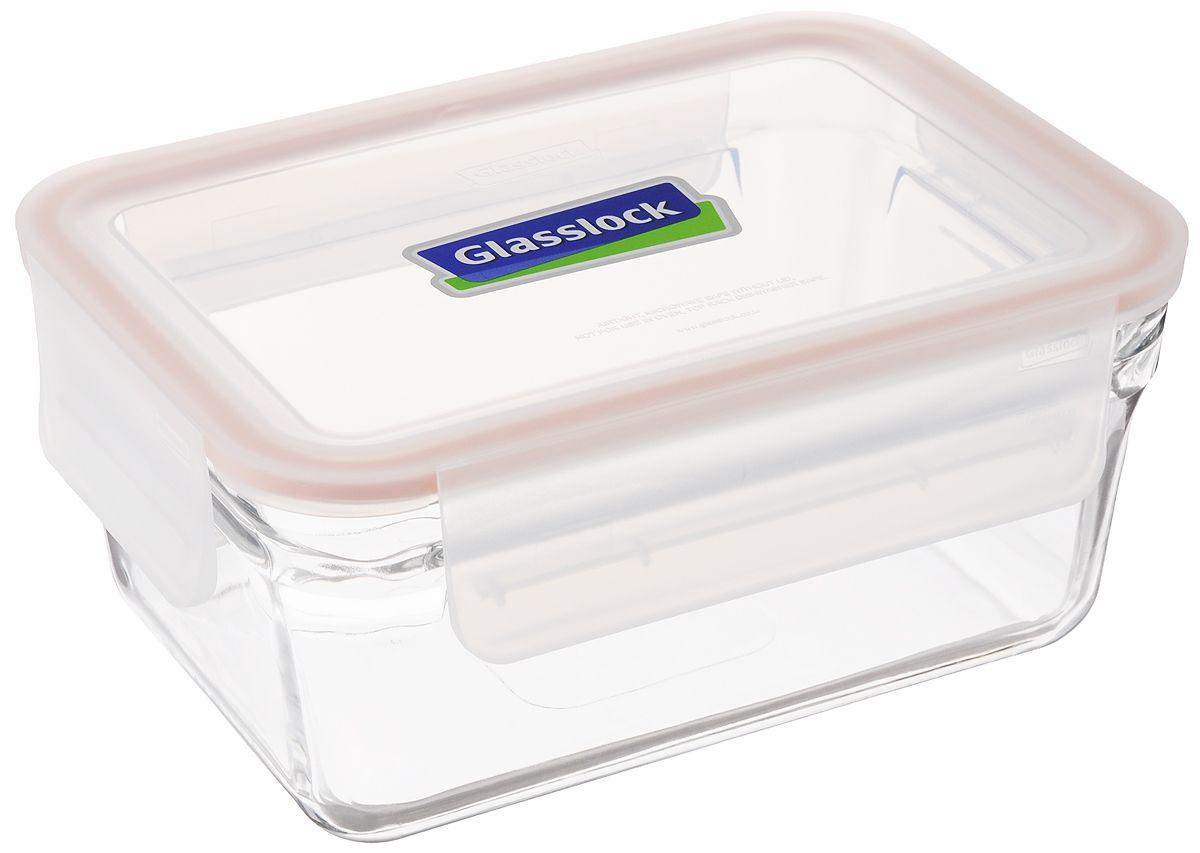 Контейнер пищевой OCRT-048, прозрачный контейнер прямоугольный 1 73 л glasslock ocrt 173a