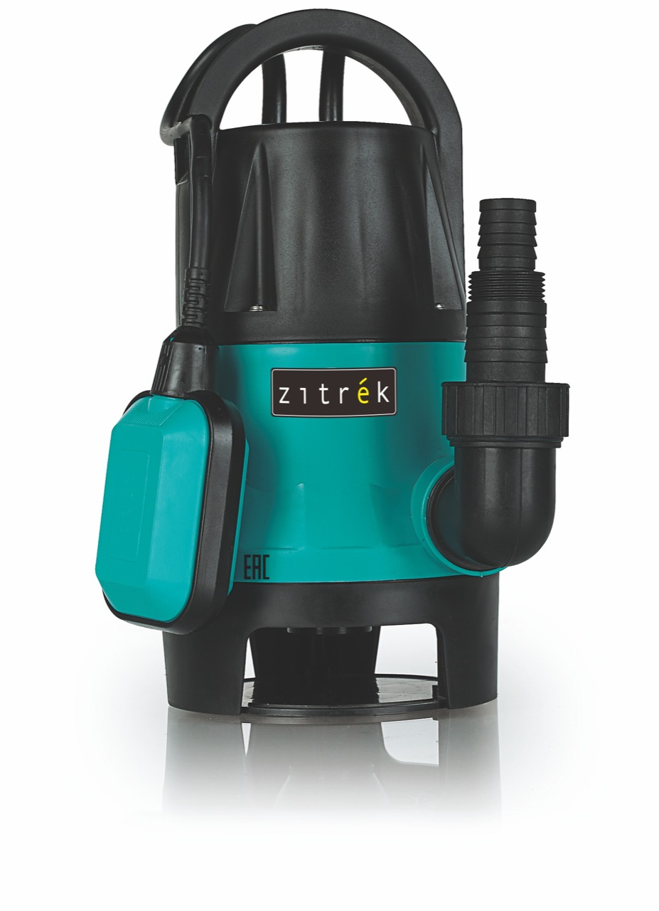 Погружной насос Zitrek DWP-400P дренажный насос беламос dwp 1300 cs