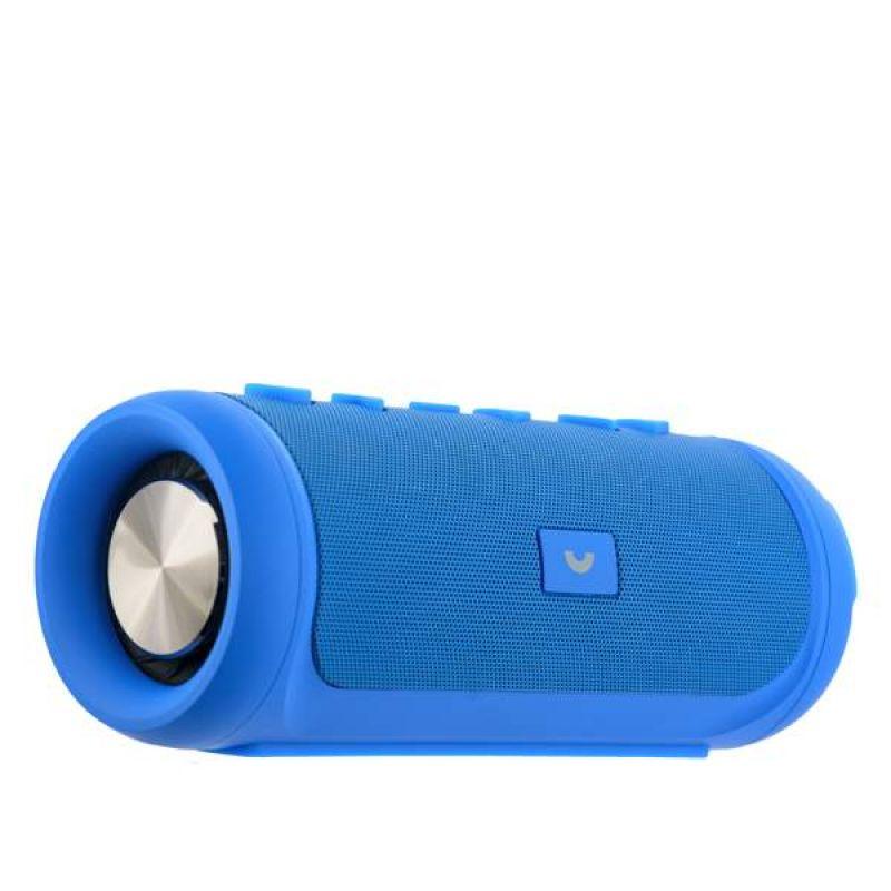 Фото - Беспроводная колонка Prime Line 4201, синий портативная колонка prime line xs sound tube синий