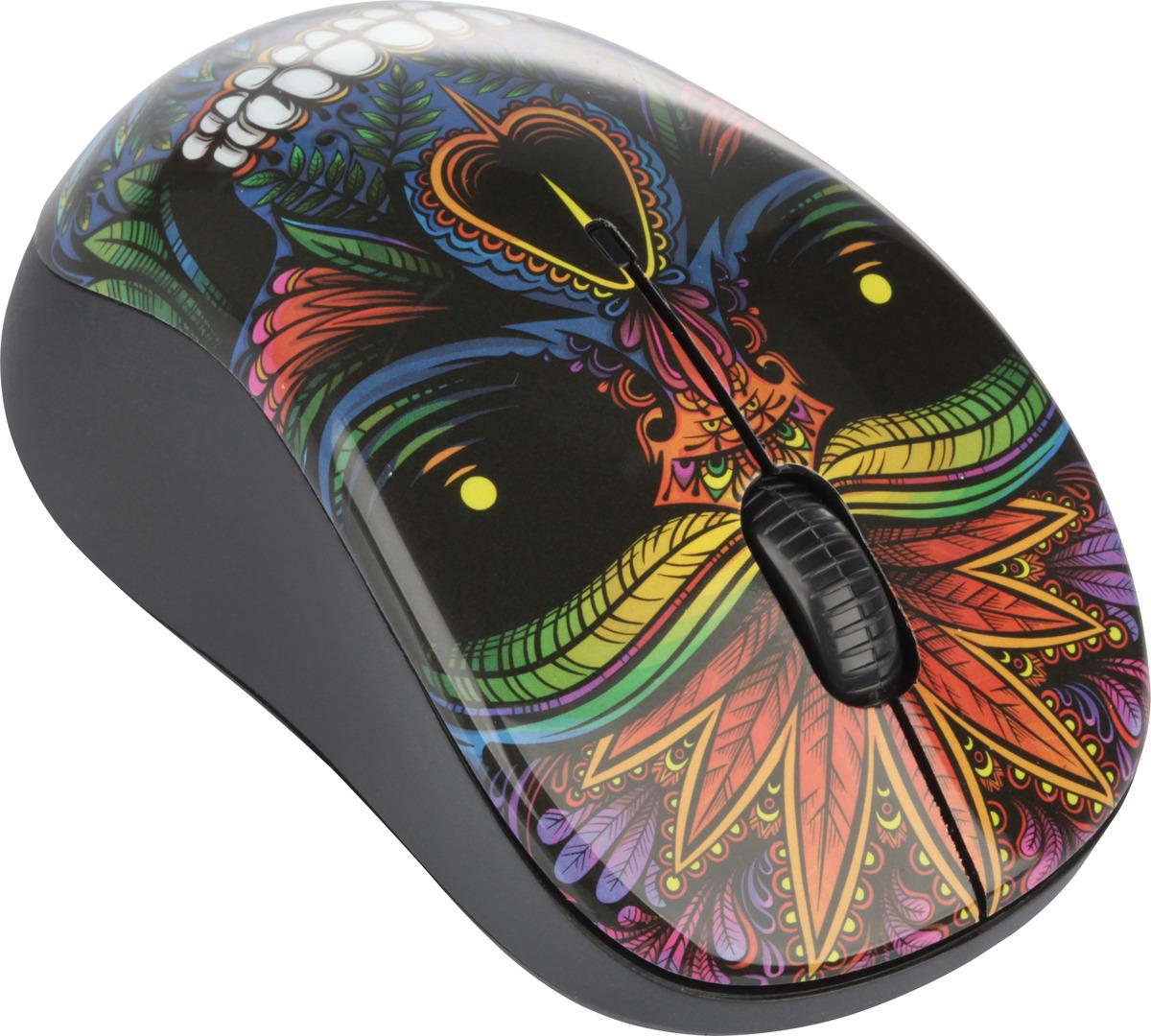 лучшая цена Мышь Qumo Office M41 Totem, черный