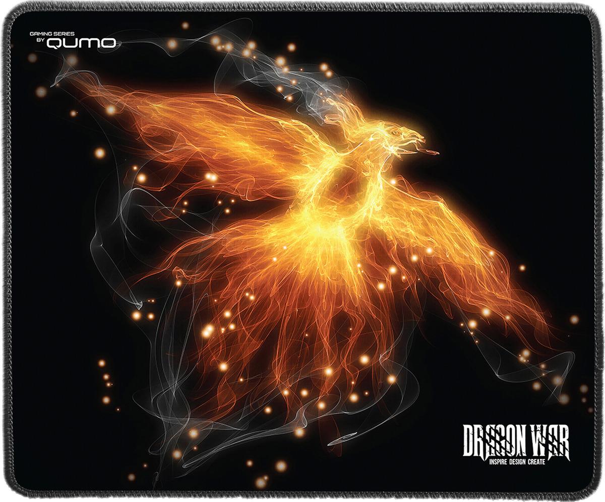 все цены на Коврик для мыши игровой Qumo Phoenix, черный онлайн