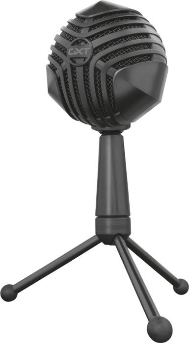 Стрим микрофон Trust GXT 248 Luno, 23175, черный