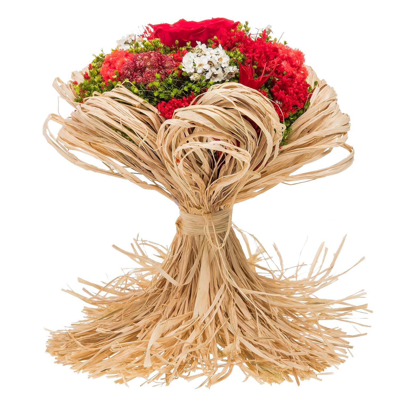 Букеты из раффии, стоит цветы челябинске