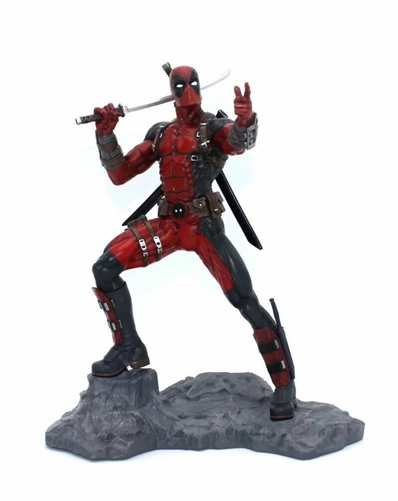 Фигурка Kotobukiya (KOTOBUKIYA) Marvel Super Deadpool (26 см)