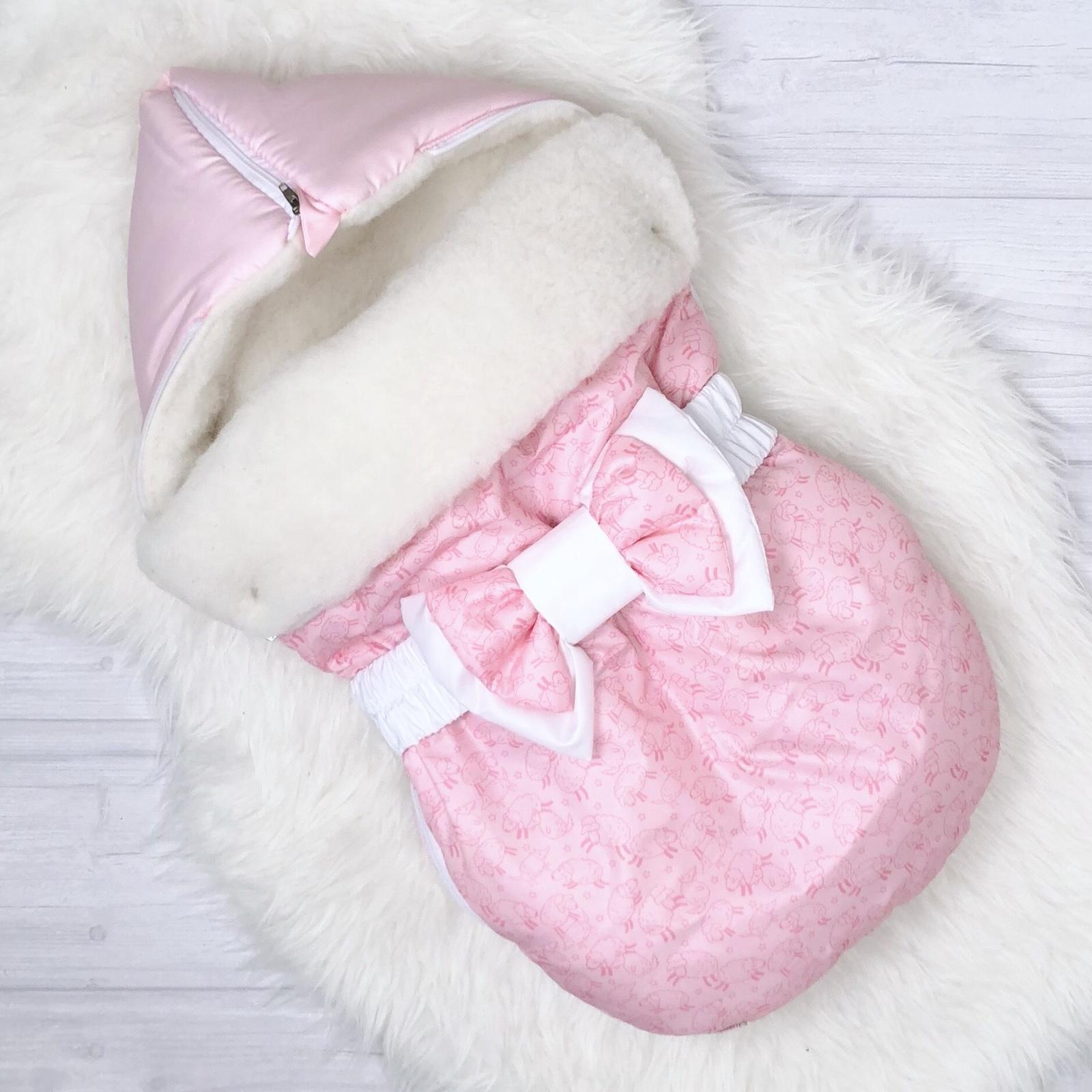 Конверт для новорожденного Супермамкет конверт на выписку супермамкет justcute самолеты зима флис бант