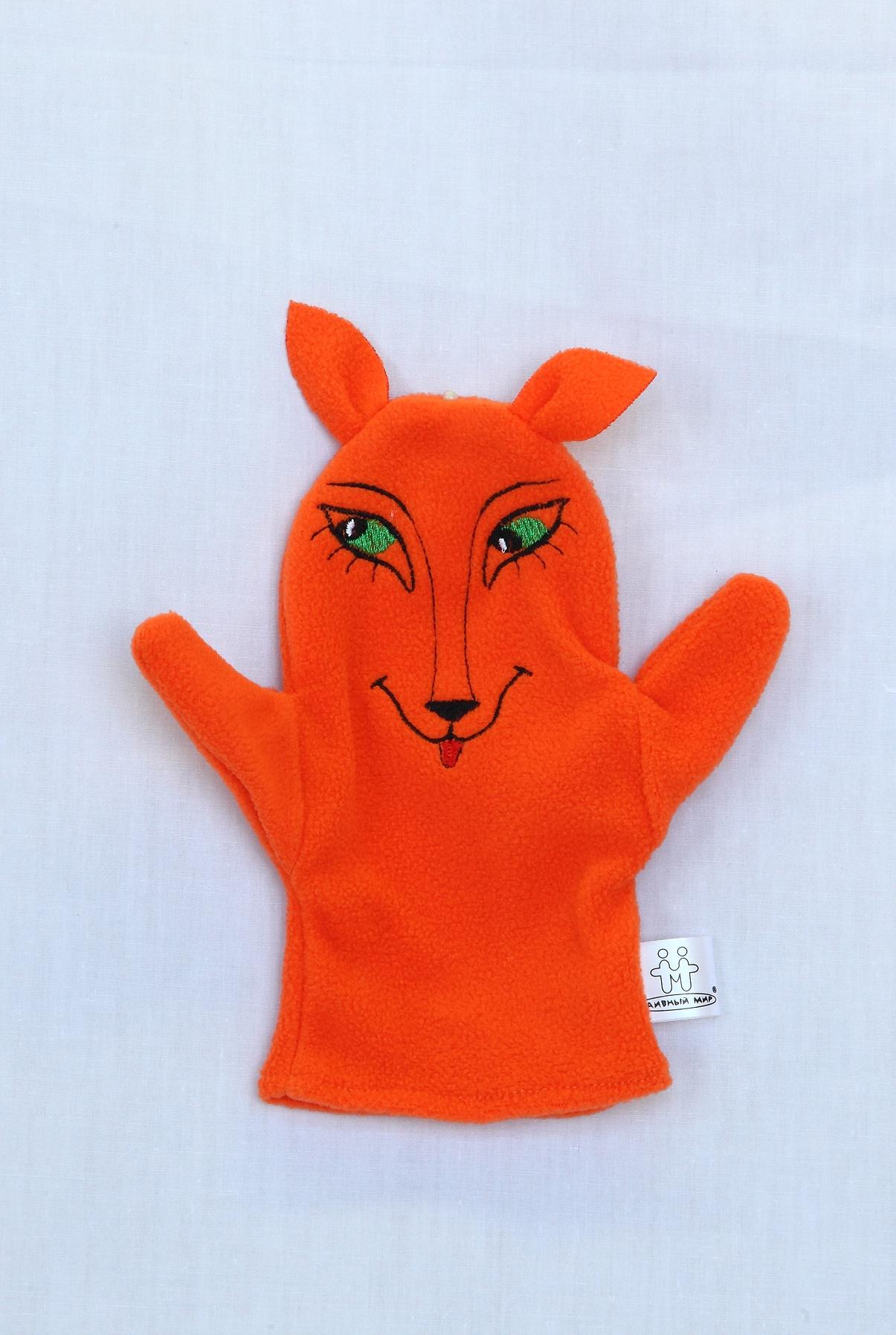 Кукла рукавичка ''Лисичка''