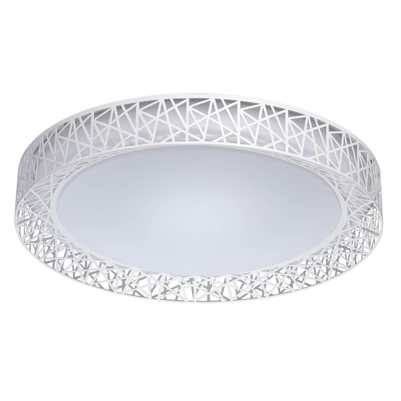 Накладной светильник De Markt 674012401, LED, 24 Вт потолочный светодиодный светильник de markt ривз 674012101