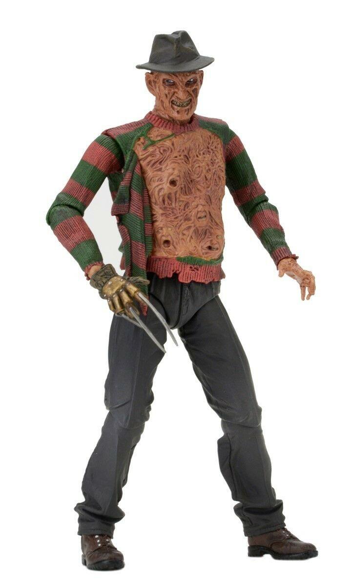 Фигурка Neca A Nightmare on Elm Street - Ultimate Dream Warriors Freddy (18 см) nightmare nightmare one night of insurrection cd dvd
