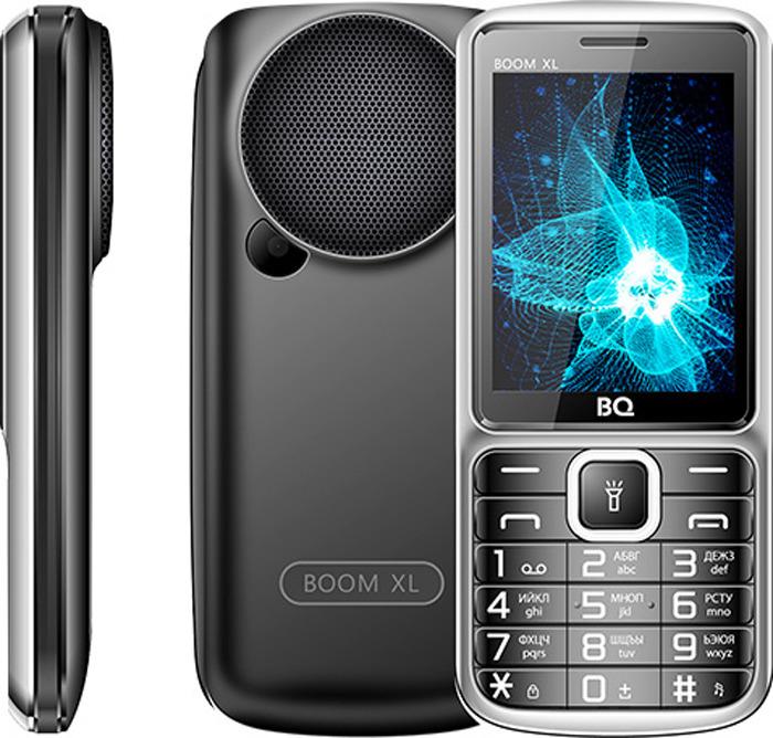 купить Мобильный телефон BQ 2810 Boom XL, черный по цене 1343 рублей