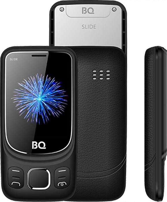 цена на Мобильный телефон BQ 2435 Slide, черный