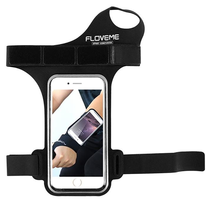Чехол для сотового телефона Floveme FL47W-B, черный все цены