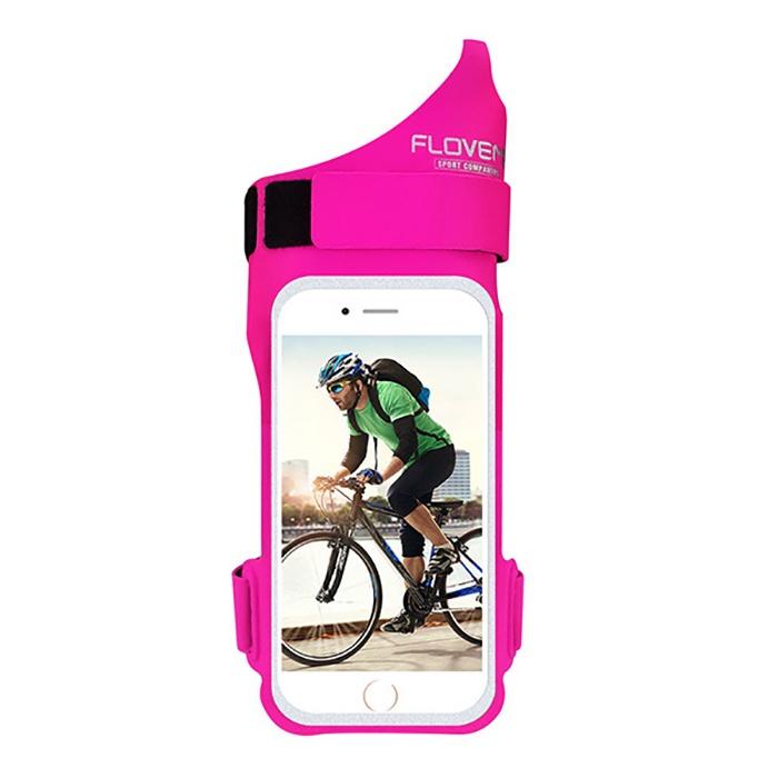 Чехол для сотового телефона Floveme FL55W-PK, розовый чехол для сотового телефона uag monarch series case для iphone 6 plus 6s plus 7 plus 8 plus красный
