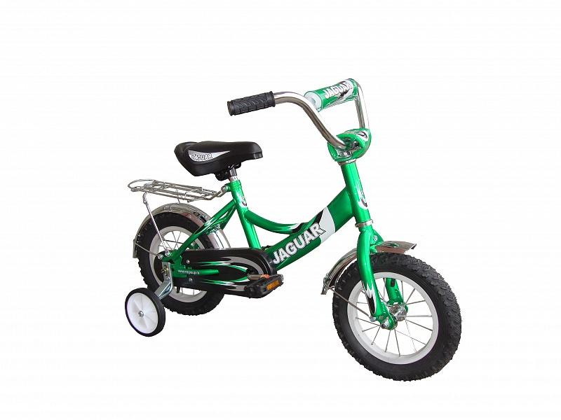 Велосипед Jaguar MS-122, зеленый
