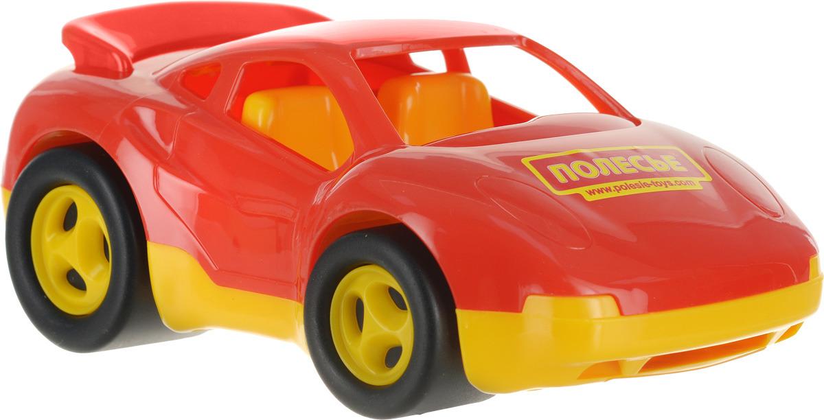 Полесье Гоночный автомобиль Вираж цвет красный