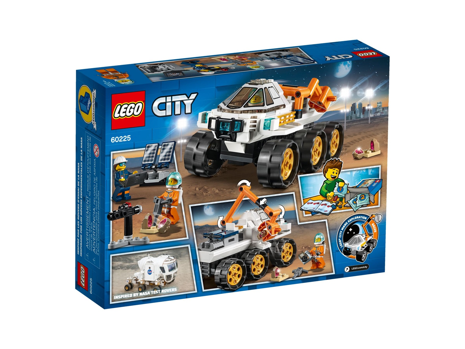 Пластиковый конструктор LEGO 60225