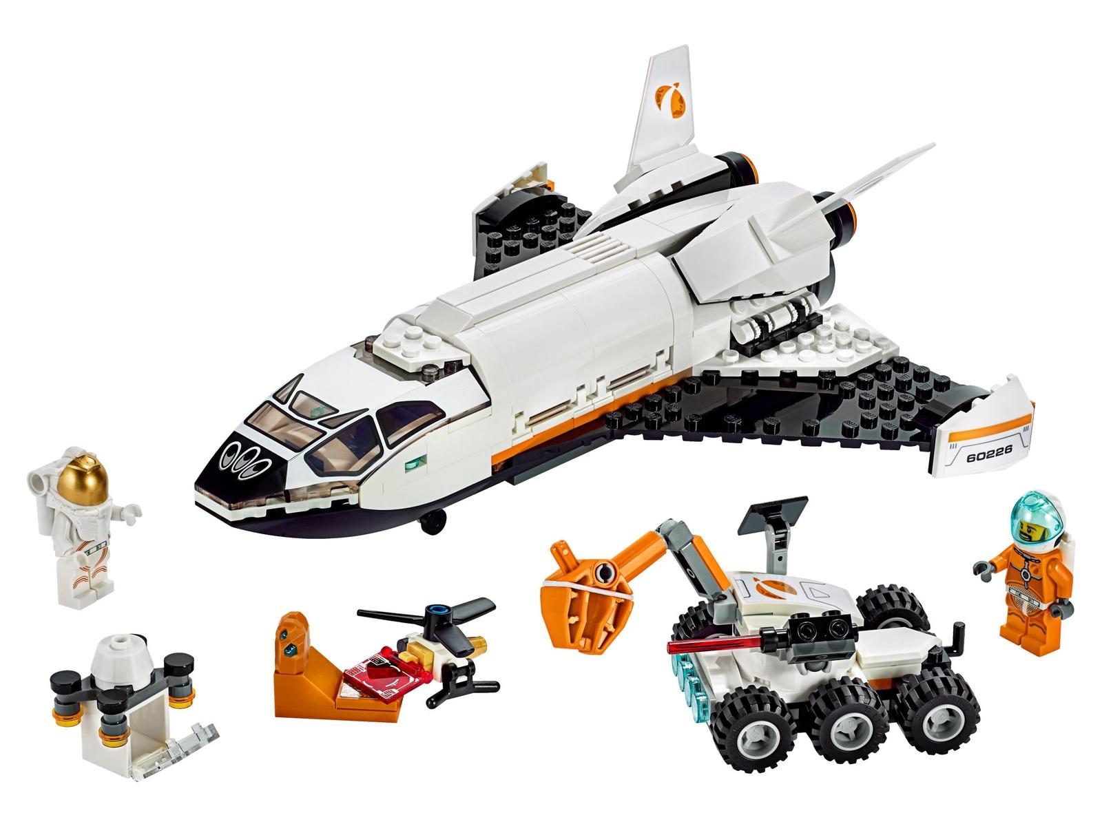Пластиковый конструктор LEGO 60226