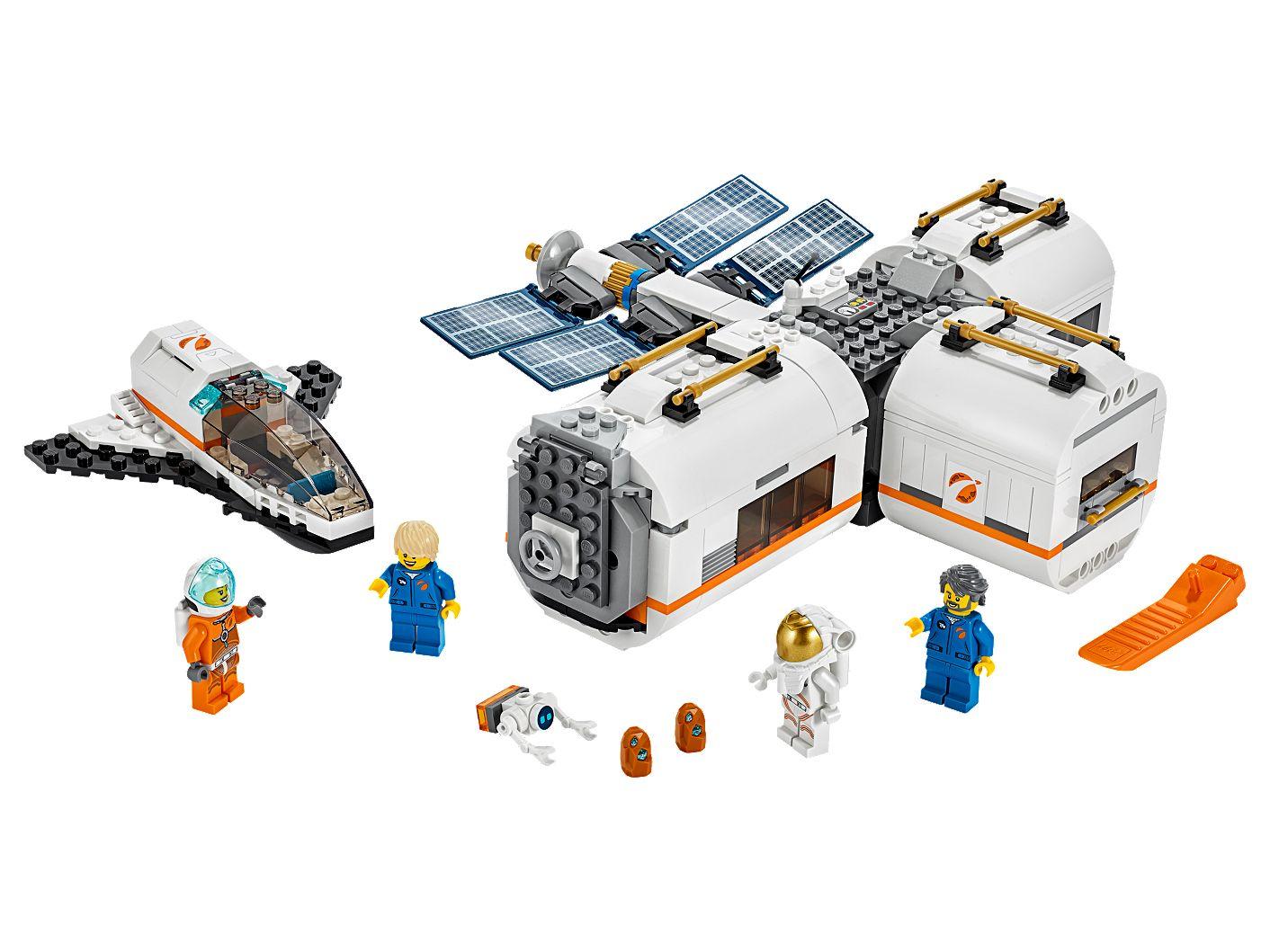 Пластиковый конструктор LEGO 60227