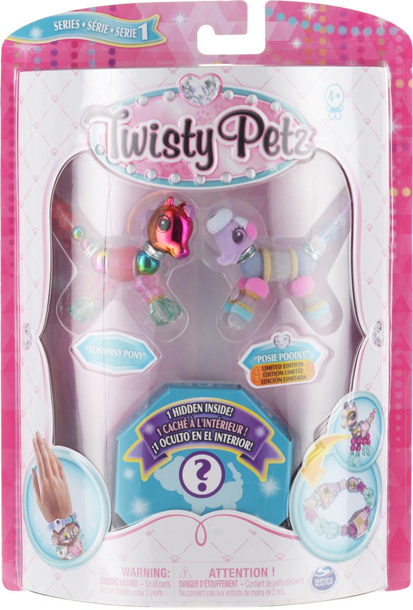 Набор фигурок-трансформеров Twisty Petz Unicorn/Puppy/Giraffa, 6044203_20103205, 3 шт