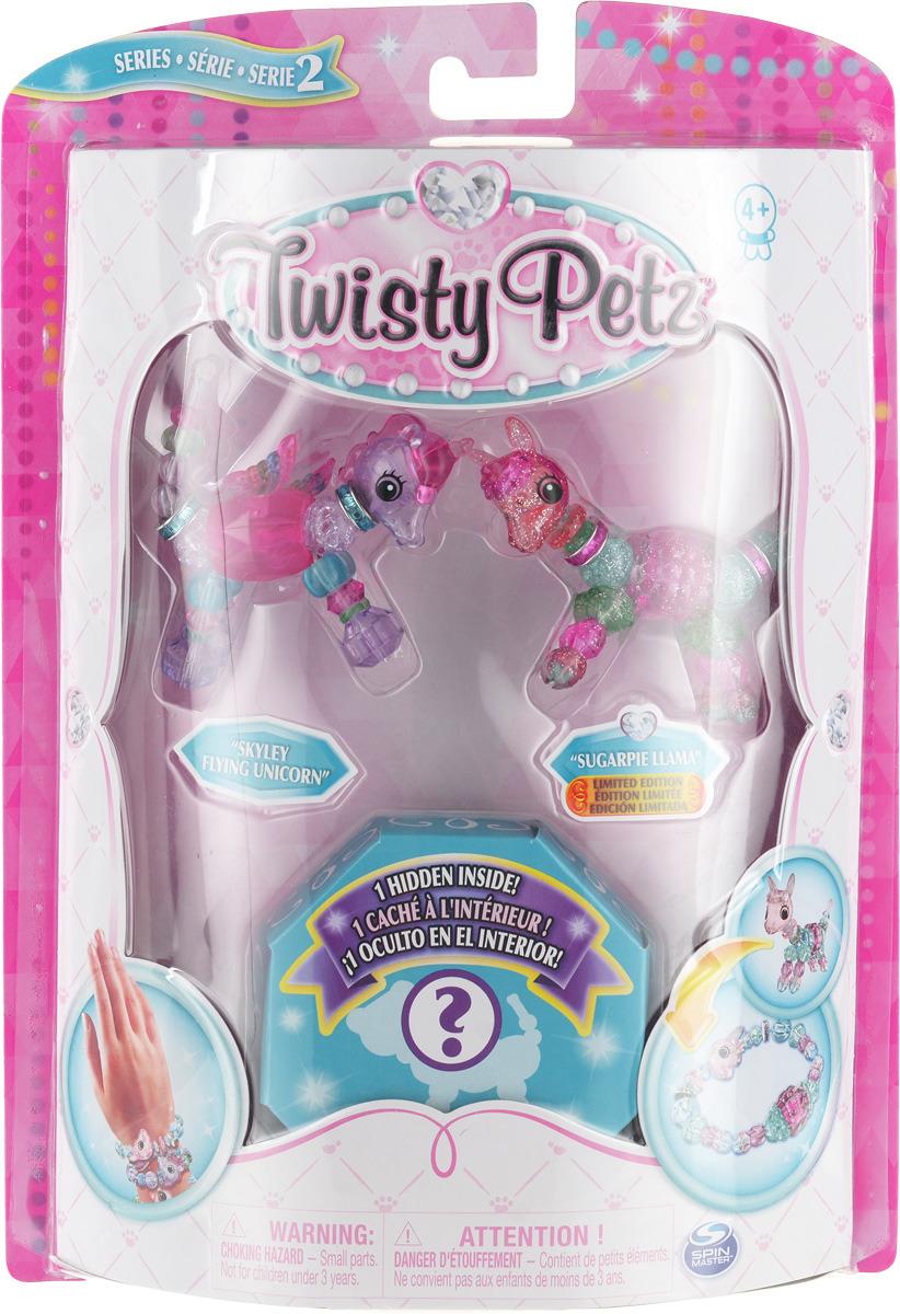 Набор фигурок-трансформеров Twisty Petz Unicorn/Puppy/Giraffa, 6044203_20103204, 3 шт