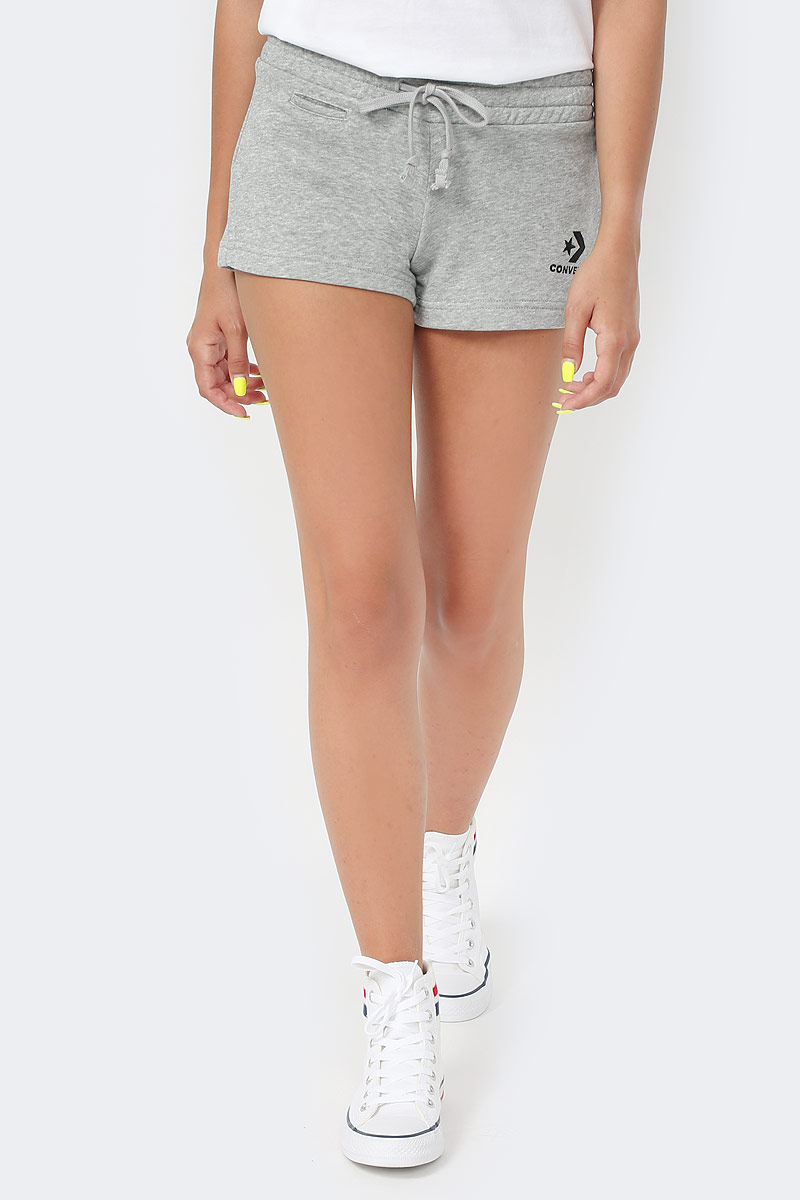 Шорты Converse шорты converse шорты knitted womens short