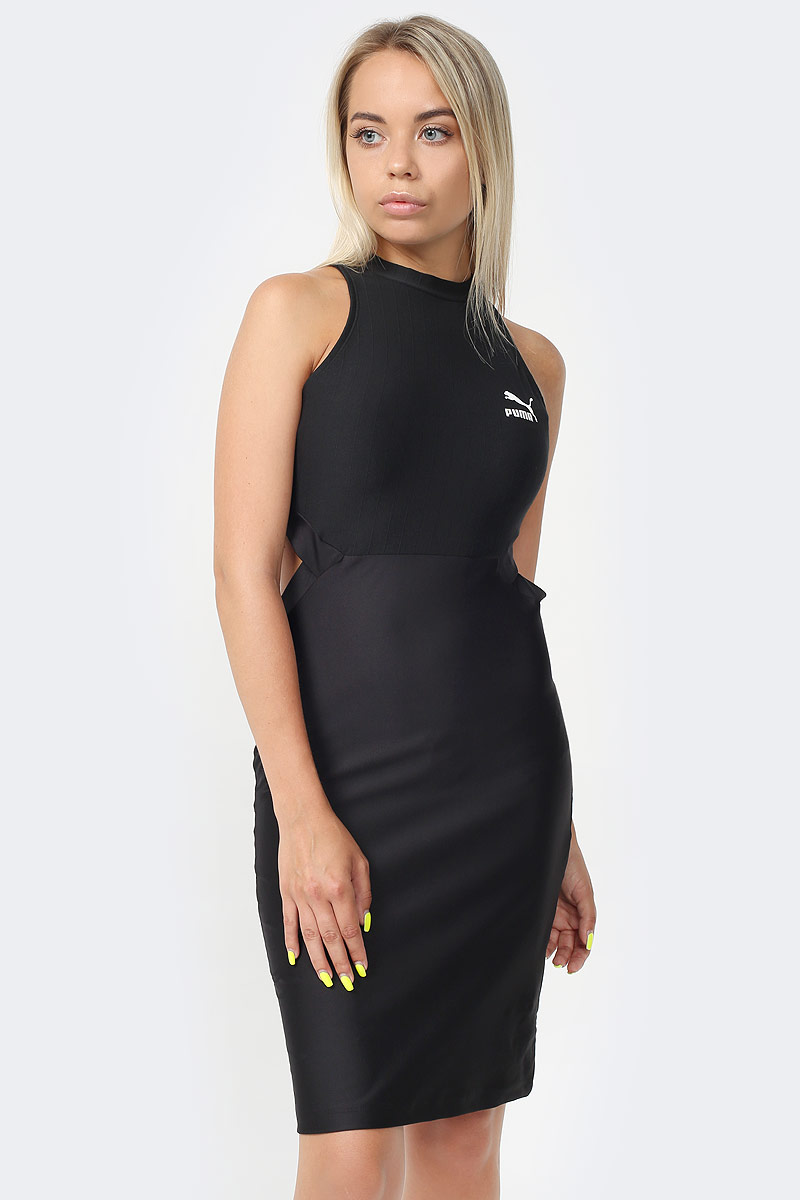 Платье PUMA Classics Cut Out Dress